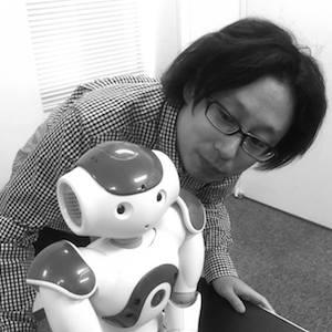 北構武憲氏 ロボットスタート株式会社 取締役副社長