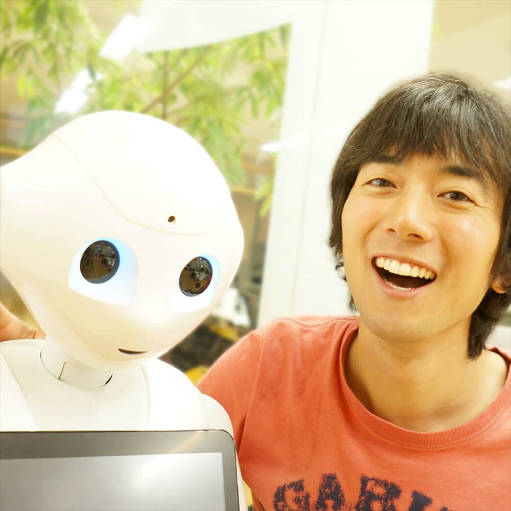 長井健一氏 1→10Robotics 代表取締役