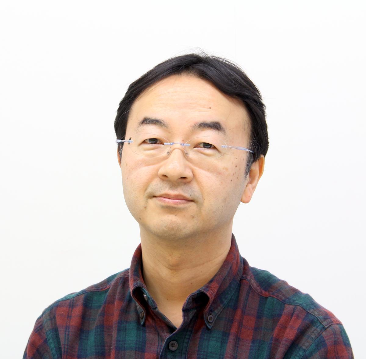 吉橋昭夫氏 多摩美術大学情報デザイン学科准教授