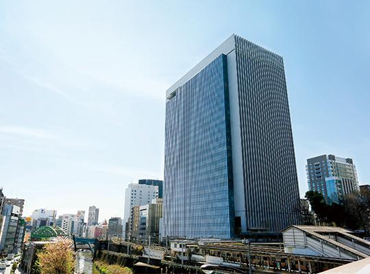 デジタルハリウッド株式会社(東京・御茶ノ水・外観)